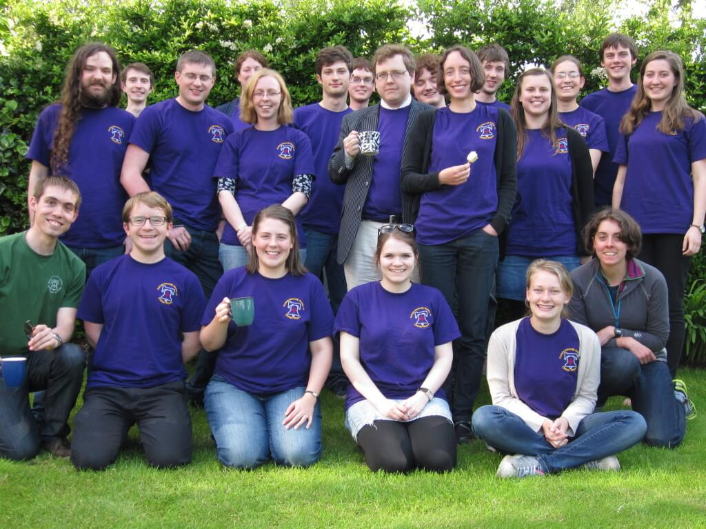 Durham University Society of Change Ringers