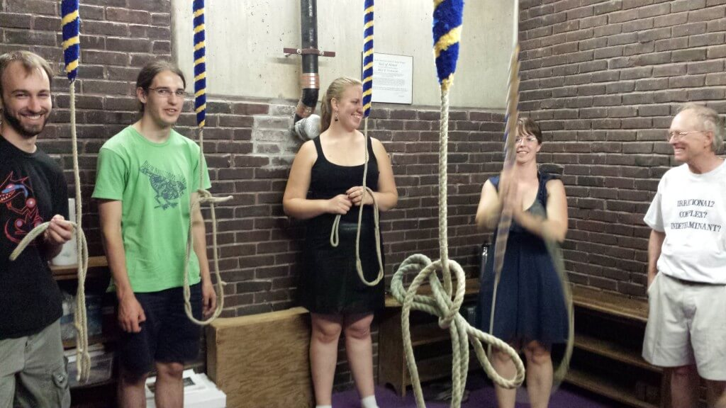 Smith College Ringing